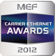 MEF announces winners of the APAC, North America and Global Carrier Ethernet Awards – 2012