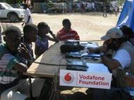 Vodafone and the Vodafone Foundation partner with Télécoms Sans Frontières (TSF) to help bring emergency mobile communications